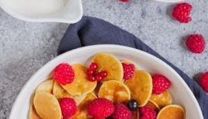 Pancakes céréales