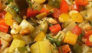 confit légumes provençaux