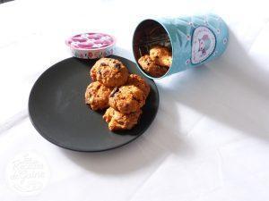 Cookies chorizo