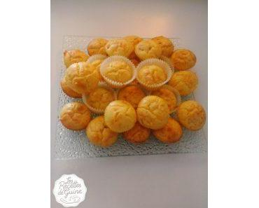 Mini cakes au saumon