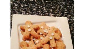 Biscuits Noël épices