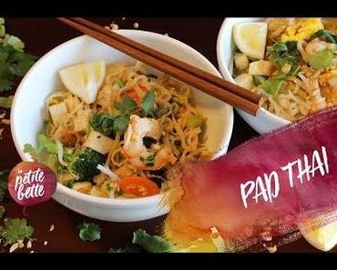 Recette PAD KEE MAO, nouilles thai