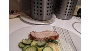 Légumes cuit vapeur