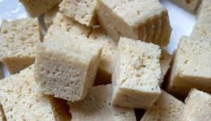 Lutsubo express chou tofu gelé