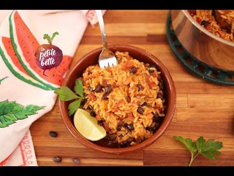 Recette de riz aux haricots noir à la mexicaine - Focus